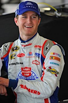 Now that Hendrick Motorsports in on Pinterest, I might have lots of Kasey Kahne pics :-)