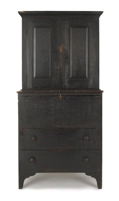 Love this cabinet, it is primitive , but would fit in lots of decor types.