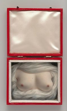 The original sext. Given as a gift to a man who was not her husband.  Beauty Revealed is a miniature, by Sarah Goodridge, given to Daniel Webster, in 1828