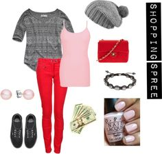 """""""Rainy Day Shopping Spree"""" by sourcheeks on Polyvore"""