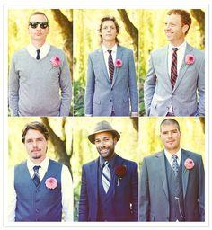 fun groom style