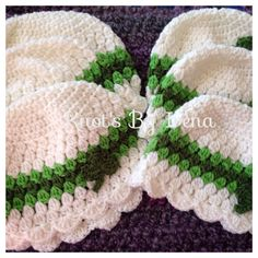 Crochet St. Patricks Day hat  on Etsy, $20.00