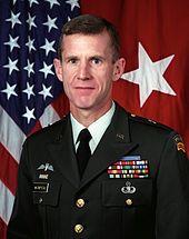Stanley A. McChrystal - Wikipedia, the free encyclopedia