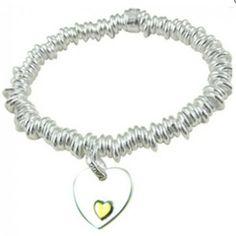 Links Of London Bracelet Heart In Heart Sweetie