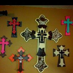 Cute Cross Wall