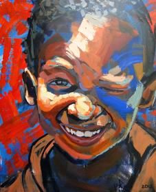 Up & Coming South African Artist: Wilko Roon.