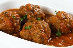 Italian Meatball Recipe (Polpette al forno)