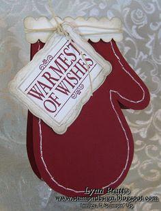 SU Warmest of Wishes(H), Designer Frames E F,  Mitten Card- FREE Template  (Nov 1, 2011)
