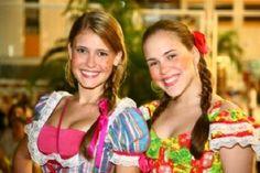 Vestidos Caipiras para Festa Junina. Fonte: site Muito Chique