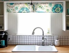 how to make an easy valance
