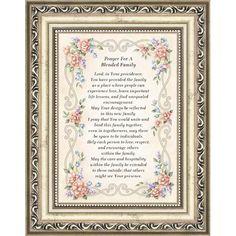 Prayer for a Blended Family