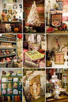 colors, art, christmas, holidays, daughters, homes, place, christma magic, ashland oregon