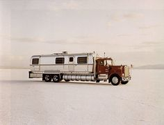 World's Fastest Mobile Home (96 mph) (1992) Richard Misrach