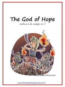 The God of Hope, Gideon