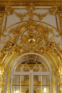 Catherine the Great Palace Pushkin by Em and Ernie, via Flickr