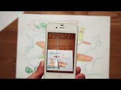Disegni da colorare per bambini con realtà aumentata - YouTube