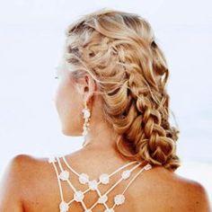 Great color, unique braid!