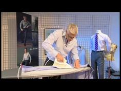 TM Lewin - How To Iron A Shirt, pants, and skirts