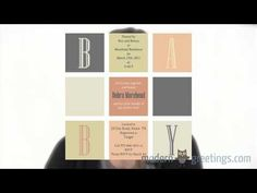 Creating Baby Shower Invitations | Baby Shower Invite Tips from ModernGreetings.com