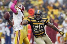 LaMarr Woodley, Pittsburgh Steelers