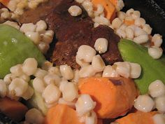New Mexico-Style Pot Roast