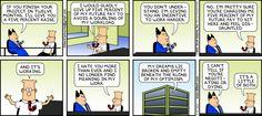 The Dilbert Strip for September 8, 2013