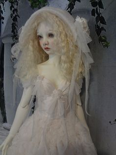 souldoll Madalyn by Val Zeitler