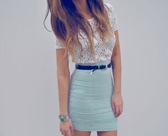 Tight skirts <3