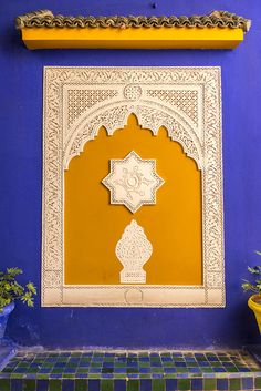 Majorelle gardens by Pahas. on Flickr.
