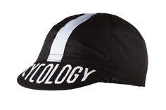 """Cycology"" cycling cap."