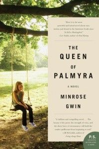 The Queen of Palmyra: A Novel- on my nightstand.