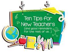 Sunny Days in Second Grade: Ten Tips for New Teachers