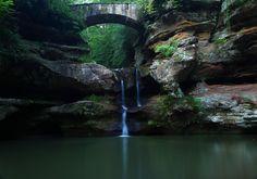 Old Mans Cave, Ohio