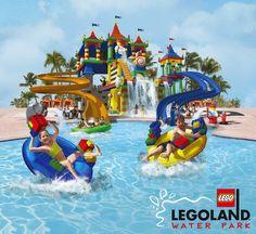 Legoland Water Park!
