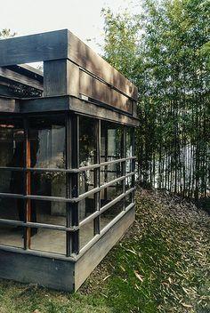Rudolf Schindler. Schindler House