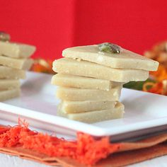 Kaju Katli! Indian Cashew fudge. vegan, glutenfree