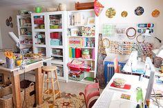 http://pinterest.com/pin/14095216/#craft room