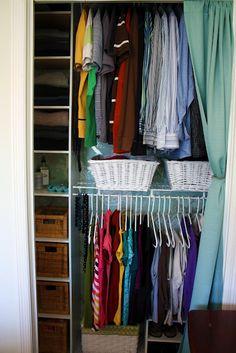 Conquering Closets