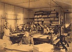 Vancouver Bookbinding Company, 1891