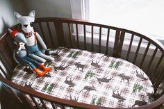 Stokke Sleepi crib nursery
