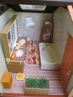 1980 Tomy Smaller Homes Dollhouse | Flickr - Photo Sharing!