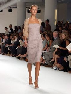 Calvin Klein, Spring/Summer 2004