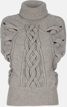 Gucci Knotted Cable Knit Jumper Trend