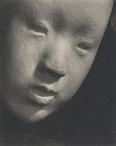 Isamu Noguchi: Japanese girl (Tsuneko San) detail (1932) | Flickr - Photo Sharing!