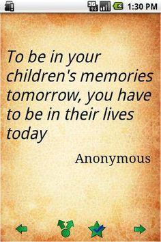 parenting quotes, inspiring quotes, children memori, famili, parent quot
