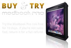 I want it!!! Modbook Pro, the One and Only Mac Tablet Computer | Modbook Inc.