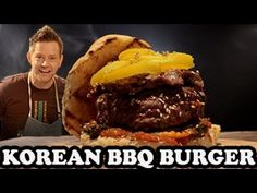 Top Chef Richard Blais creates an amazing burger inspired by Korean barbecue! Watch for his #GangnamStyle at the end! gangnam style, korean barbecu, burger inspir, style burger, youtube, barbecues, burgers