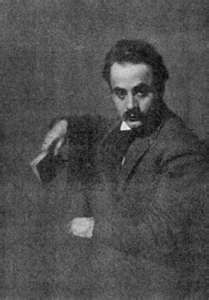 Kahil Gibran~Author of The Prophet