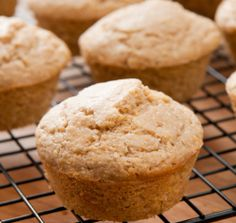 Fat-burning Chickpea Muffins