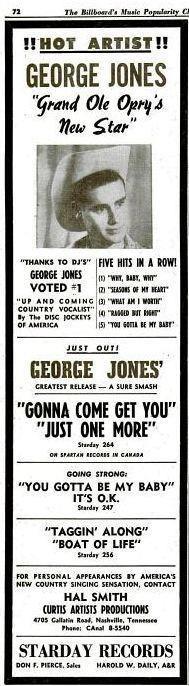 George Jones (1956)